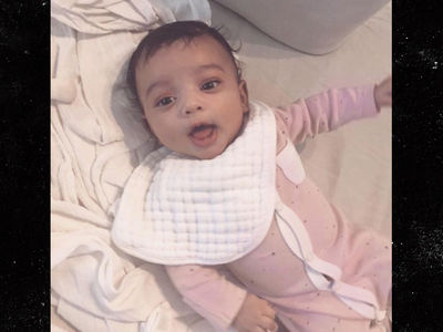 Kim Kardashian Posts First Photo of Chicago West Without Filter