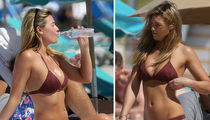 Sports Illustrated Model Samantha Hoopes Sizzles in Miami in Hot Bikini