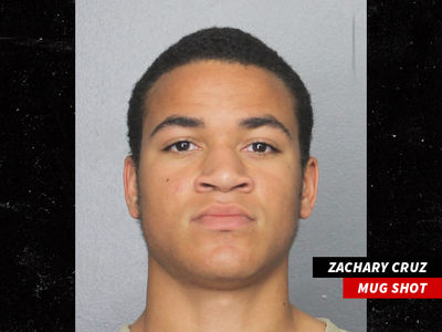 Nikolas Cruz's Brother Arrested for Trespassing at Marjory Stoneman Douglas High