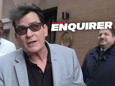 Charlie Sheen and National Enquirer Settle Lawsuit Over Corey Haim