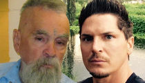 Charles Manson Documentary Being Produced by 'Ghost Adventures' Host Zak Bagans