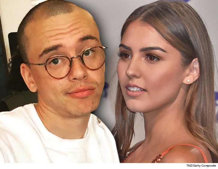 logic pulled plug on marriage has prenup with estranged wife tmz com