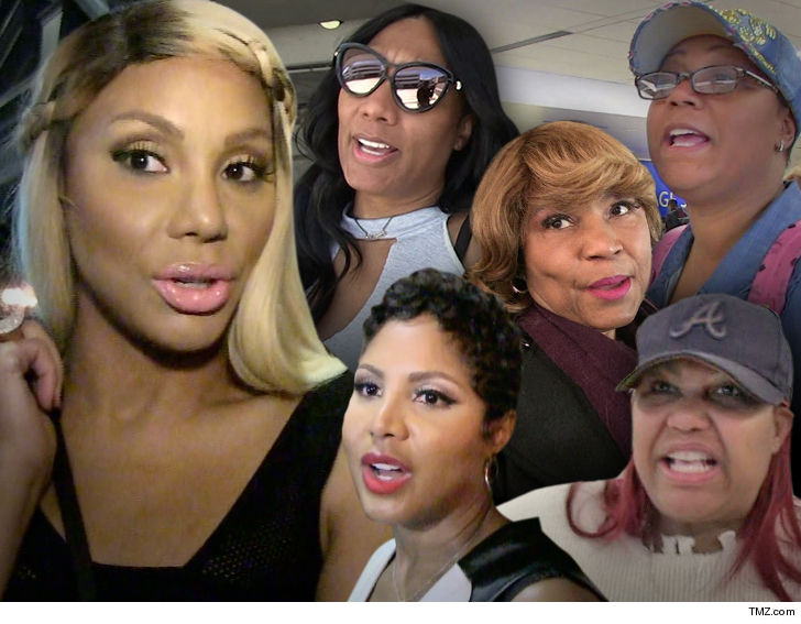 Image result for Tamar Braxton Calls Her Family Liars 2018