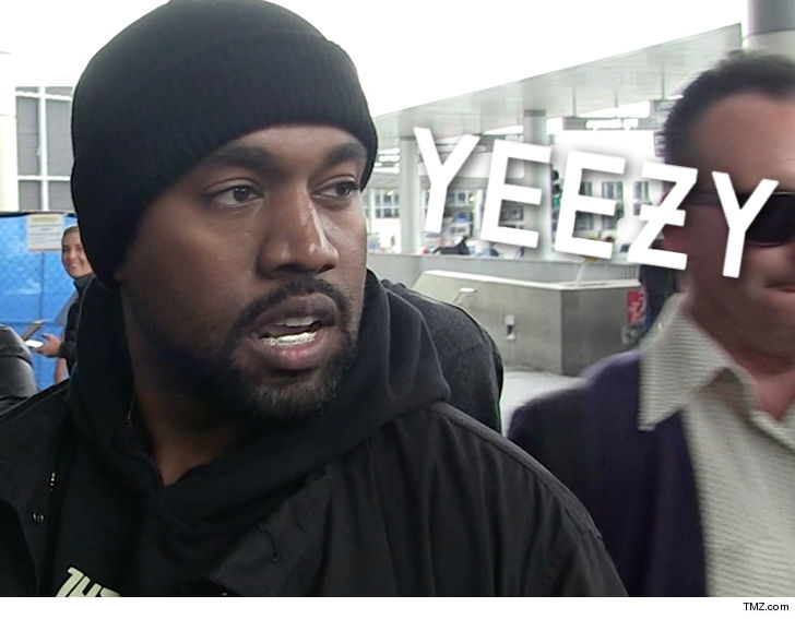 fb5b2f053 Kanye West May Have to Fight for Yeezy Brand Name