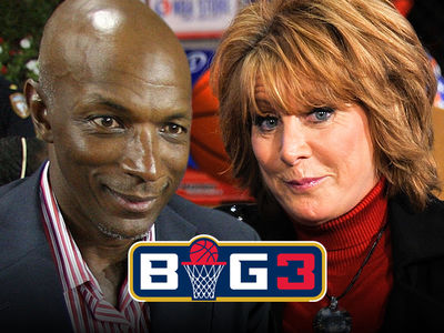 BIG3's Clyde Drexler Hires First Female Head Coach In Men's Pro Basketball