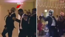 Odell Beckham Jr. Shoot-Danced Like a Wildman at Sterling Shepard's Wedding