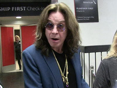 Ozzy Osbourne Suing AEG: You're Making Me a Slave to Staples Center