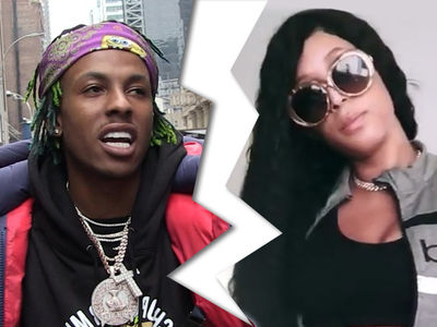 Rich the Kid's Wife Files for Divorce