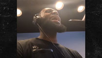LeBron James Does Voice Over Work for 'Smallfoot' Movie