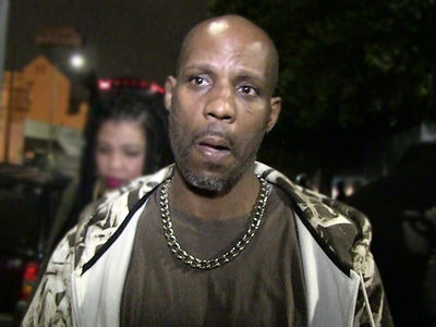 DMX Prosecutors Want Judge to Give Him 5 Years in Prison