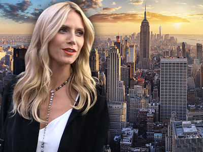 Heidi Klum Buys $5.1 Million Manhattan Penthouse Loft Needing Total Renovation