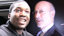 Meek Mill Gets Shout-Out, Support from Pennsylvania's Governor Wolf