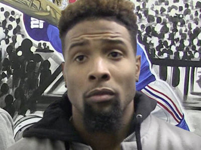 Odell Beckham Jr. Sued For $15 Million Over Alleged Brutal Assault