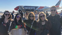 Patriots Fly Parkland Students & Teachers to March for Our Lives