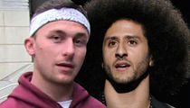 Johnny Manziel Speaks Out on Colin Kaepernick Comparisons and Controversy