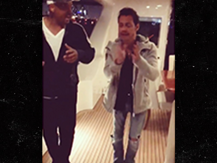Will smith gets salsa lessons from marc anthony tmz will smith gets salsa lessons from marc anthony m4hsunfo