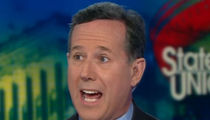 Rick Santorum Says Students Should Learn CPR Instead of Protesting for Gun Control