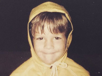 Guess Who This Runt in a Raincoat Turned Into!