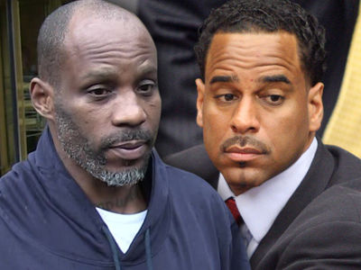 DMX Says Ex-NBA Star Jayson Williams Can Help Him Get Sober