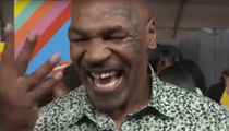 Mike Tyson Says He'd 'Love To' Come Back to WWE, Stoked for Ronda Rousey!