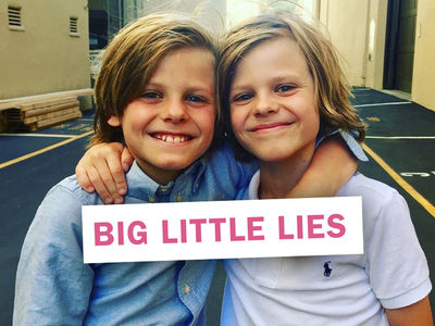 'Big Little Lies' Twins Scored Five-Figure Deals for Season 1