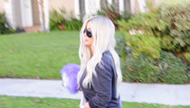 Aubrey O'Day Surfaces, Tight-Lipped on Donald Trump Jr. Affair