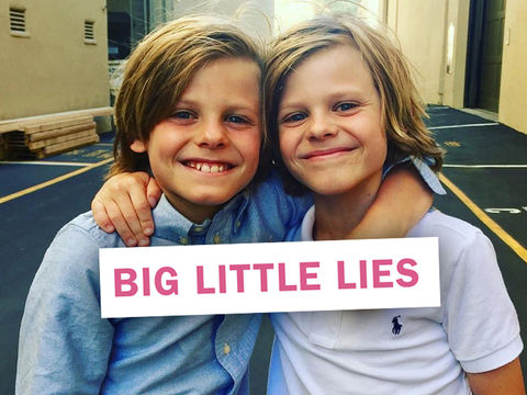 "The twins on ""Big Little Lies"", Cameron and Nicholas Crovetti, were barely 7 years old back in 2015 when they each scored a $50k payout for season 1."