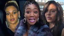 Beyonce Mystery Biter is Sanaa Lathan, According to Tiffany Haddish Sources