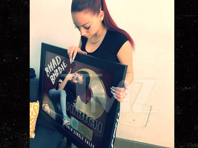 Danielle Bregoli's Certified Gold Thanks to 'Hi Bich'