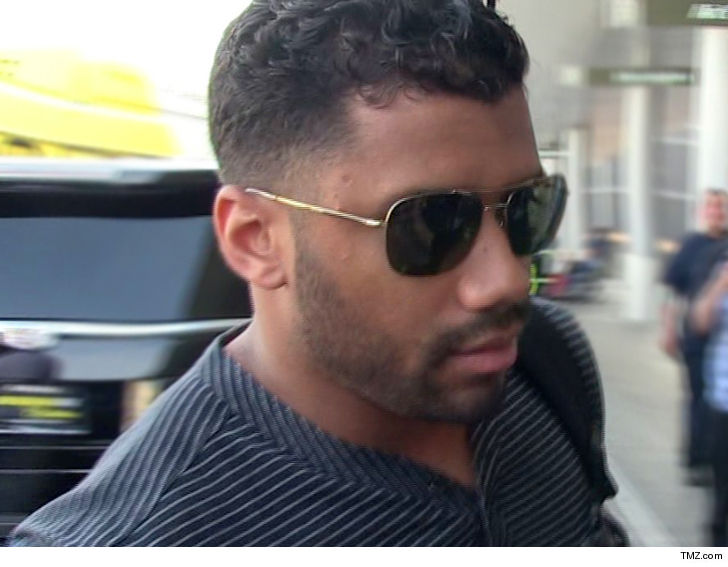 Russell Wilson Seems to Respond to Future's Diss ... Here's 'All That Matters'