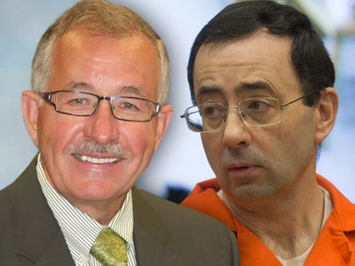 Larry Nassar's Michigan State Boss Arrested & Jailed, Faces Felony Charge