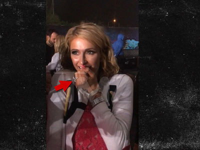 Paris Hilton's Reaction to Finding Lost $2 Million Engagement Ring Was Epic
