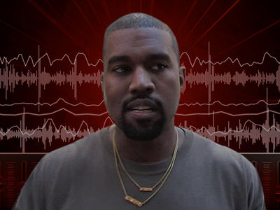 Kanye's Company 911 Call Reveals Worker's Injuries After Machine Falls on His Leg