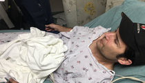 Corey Feldman Claims He Was Stabbed in the Stomach