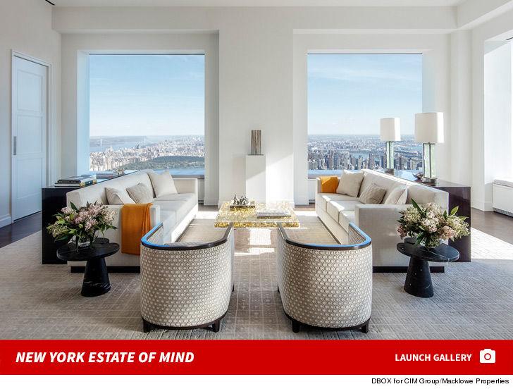 Inside J Lo And A Rods New 153 Million Nyc Apartment Tmzcom