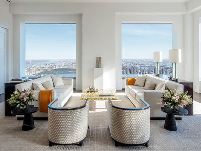 Jennifer Lopez and Alex Rodriguez List NYC Apartment For $17.5 Million