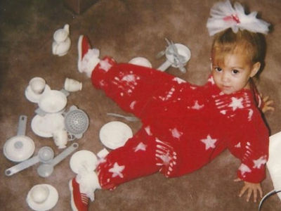 Guess Who This Tea Party Tot Turned Into!