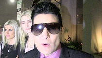 Corey Feldman's Hospital Tests Came Back Negative for Drugs, Diseases