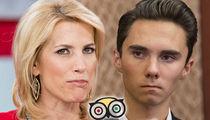 Laura Ingraham Loses TripAdvisor, Nutrish Ads in Backlash to David Hogg Cyberbullying