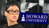 Rihanna Inspires Howard University Students Protesting Financial Aid Scandal