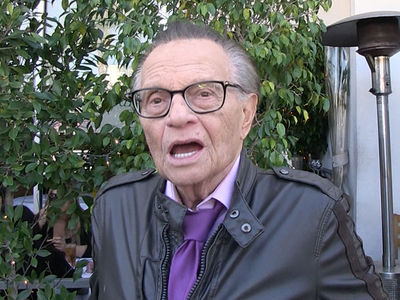 Larry King Says the Second Amendment Was Created to Fight Off Slave Uprisings