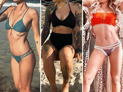 Celebrity Bikini Bods -- Guess Who!