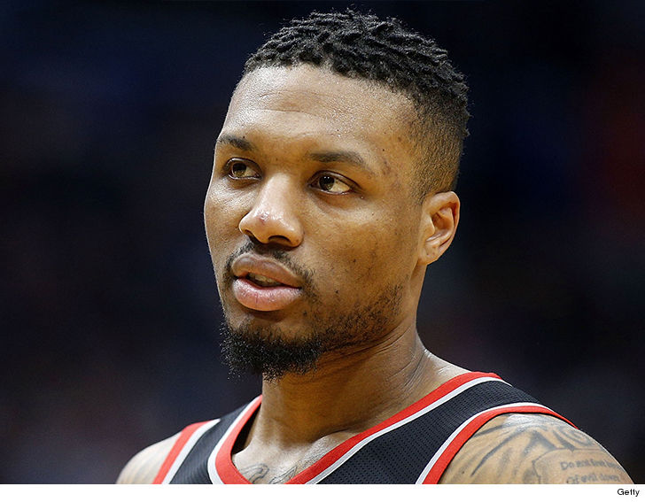 Damian Lillard's Brother Shot Multiple Times, Cops Say May ...