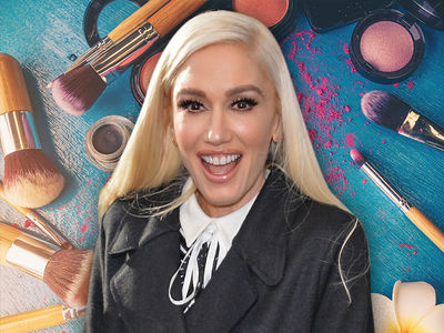 Gwen Stefani Launching Her Own Cosmetics Line