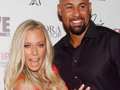 Kendra Debuts a SHOCKING New 'Do -- Wait'll You See Her DARK Makeover!