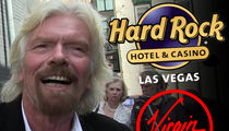 Richard Branson Buys Iconic Hard Rock Hotel & Casino in Las Vegas