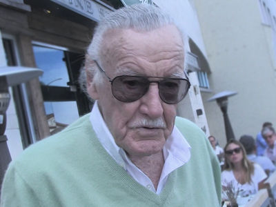 Stan Lee's Former Business Associate Allegedly Stole His Blood