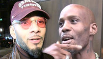 Swizz Beatz Supports DMX Through Adversity, Hopes to Finish Album After Prison