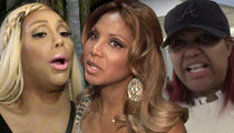 Toni Braxton Pulls Sister From Family Tour