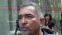 Cesar Millan's Dogs Chase Burglar Away from Family Home